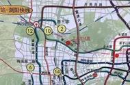 长沙地铁2号线西延二期要来啦!高铁西价值将水涨船高