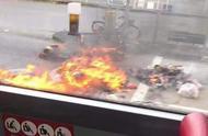 暴徒堵路纵火欲瘫痪交通 香港10多间大学被迫停课