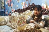 河北22岁农村女孩街头摊水果味煎饼,口感独特,每天收入近千元