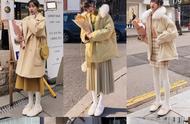 穿出精致chic范儿!54套暖冬搭配,外套内搭都要美美的!