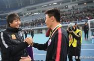 天津天海大胜武汉卓尔,双方教练赛前寒暄,天海保级稳了?