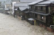 """台风""""海贝斯""""袭击日本 至少4死106伤17失踪"""
