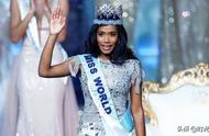 2019年世界小姐选美大赛牙买加选手荣获桂冠