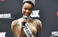 2019环球小姐评选出炉,来自南非的Zozibini Tunzi当选