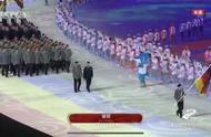 武汉军运会开幕式德国为何第3个进场?原来顺序有讲究