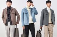 很实用的男生秋冬穿搭范本,这样的穿搭你喜欢吗?