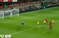 欧预赛葡萄牙6: 0,C罗帽子戏法国家队98球,郝海东: 火几年?