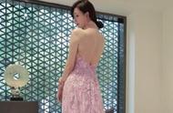 林志玲深夜举办婚后派对,第一名模的身材堪称完美