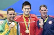 美国游泳冠军遭禁赛登热搜榜!曾反击霍顿:孙杨是好人,世界最佳