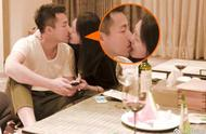 汪小菲自夸年轻时很帅,晒与大S接吻照秒删,细节中全是爱的体现