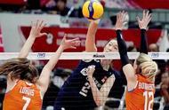 女排世界杯积分榜:中国9连胜领跑冠军稳了,美国掉队夺冠无望