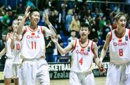 奥运资格赛:中国女篮10分钟结终比赛悬念,离东京奥运只差一步