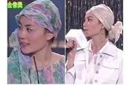 王菲头巾造型营业,颜值依然能打,引领时尚潮流