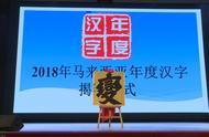 """""""变""""字当选2018马来西亚年度汉字"""