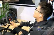 """""""5G远程驾驶""""亮相福州5G产业促进大会"""