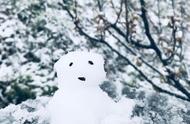 你没看错!峨眉山迎来今年夏天第一场雪