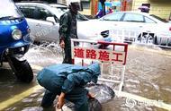 """台风""""韦帕""""登陆海南文昌 华南强风雨还将持续3天"""