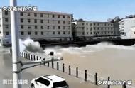 首个台风红色预警详细情况 超强台风利奇马最新位置哪些城市受影响