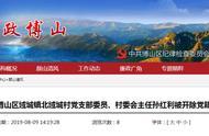 """淄博再""""拍蝇""""!两名村干部,一人被调查,一人被开除党籍"""