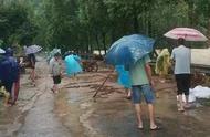 她奋战防台第一线不慎掉入窨井 新昌这位村干部让人感动