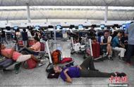 一直不作为的香港机场终于出手:已取得法庭临时禁制令 禁止任何人干扰机场正常使用