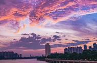 征稿 | 靓爆镜的广州晚霞,你拍了吗?