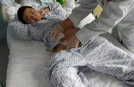 增肥捐骨髓救父 10岁男孩已出院:要开始减肥了