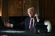 """特朗普遭举报""""跟某国领导人的承诺涉密"""""""