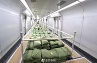 """北京大兴机场线快轨列车是咱""""青岛造"""":无人驾驶自动唤醒 比普通地铁快一倍"""