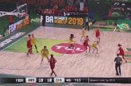凭借邵婷准绝杀 中国女篮晋级半决赛