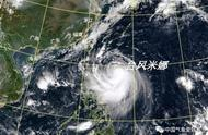 """注意!18号台风""""米娜""""或以巅峰状态登陆浙江"""