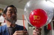 国庆气球飞到日本北海道去了?!飘了1000多公里
