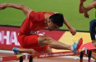 谢文骏获男子110米栏第四,创个人田径世锦赛最好成绩
