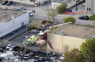 美国一架小型飞机坠毁,造成至少7人死亡