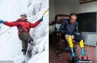 他是《攀登者》角色原型,用假肢征服珠峰