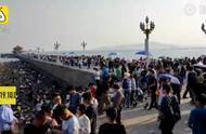 青岛栈桥遭挤到质壁分离是什么梗?青岛栈桥景区人潮拥挤现场图曝光