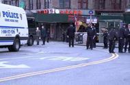 纽约唐人街4名流浪汉街头睡觉时被人打死,1人重伤,警方:随机伤人