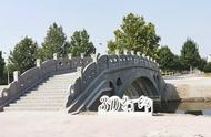 世界最长跨度混凝土3D打印赵州桥在河北工业大学落成
