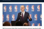 """""""莫雷""""殃及整个NBA,多家企业宣布停止合作"""