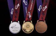军运会丨第七届世界军人运动会奖牌奖杯正式亮相