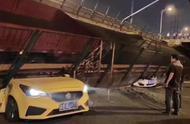 江苏无锡高架桥侧翻事故致3死2伤!初查系运输车辆超载所致