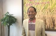 """专访""""90后""""袁隆平:退休对我是不存在的,现在最怕痴呆"""