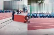 安徽一中学公开砸毁学生手机,带手机入校将被销毁的规定已非先例