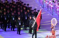 军运会开幕式名牌手训练3个月 其中还有医学博士