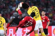 足球丨中超:广州恒大淘宝胜深圳佳兆业