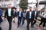 第六届世界互联网大会丨马云现身乌镇西栅景区