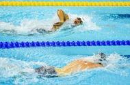多游了200米后破纪录夺冠,全网都在心疼他