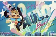 《神奇女侠1984》新海报女神俏皮卖萌首款预告要来了