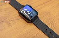 小米手表上手图赏:能装 APP,才是真正的智能手表