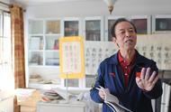 """独家专访中国硬笔书法第一人庞中华:""""活在""""字帖上的人"""